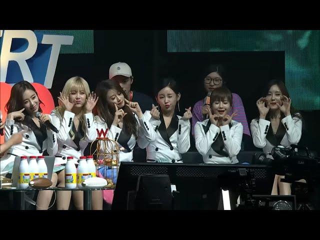 [HD] 160521 T-araMIC Yuefan FPlus Mini Concert