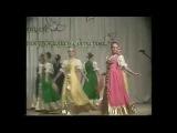 2012 Ансамбль Сосновоборочка Танец