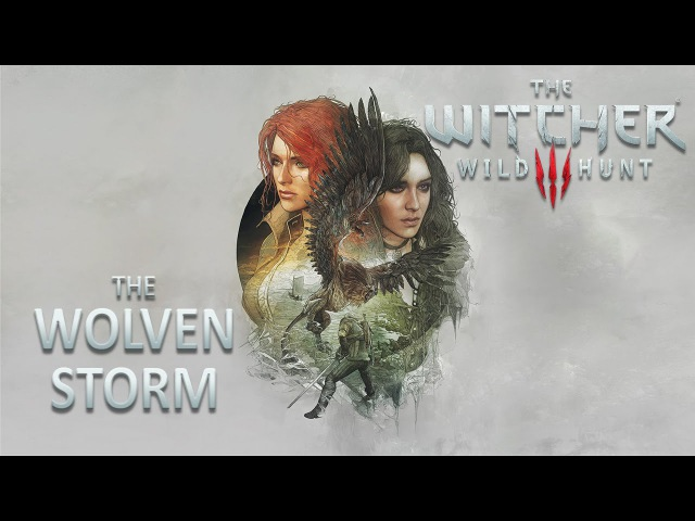 The Witcher 3 Soundtrack - The Wolven Storm (Priscillas song)