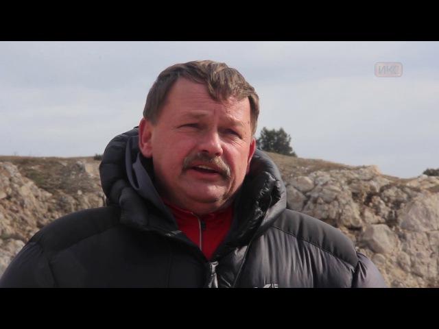 Крымский маршрут. Фортификация Караньского плато.