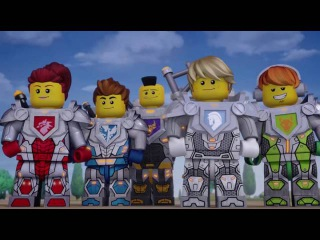 Lego: Рыцари Нексо / Сила Мерлока (Сезон 1, Серия 3)   Все мультфильмы