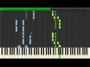 Animal I Have Become - Three Days Grace - Piano Tutorial 324