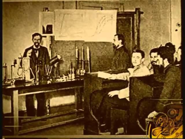 'Исторические хроники' с Николаем Сванидзе 1908 год Илья Мечников