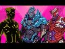 ШАДОУ ФАЙТ 2 МЕГАЛИТ ФУНГУС 61 игровой мультик видео бой с тенью 2 Shadow Fight 2 КИД