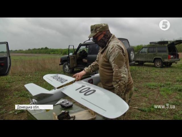 Український Лелека відвідав окуповану Горлівку