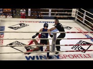 Sagif Gasanov BLR VS Kamil Dybiec POL