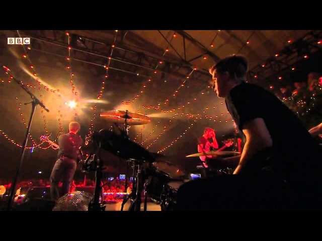 Foals - Birch Tree (live) HD
