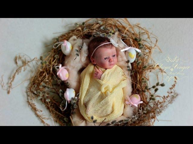 Reborn doll Lindea Sofia ~ reborn artist Olesya Venger Кукла реборн Линдия София, художник