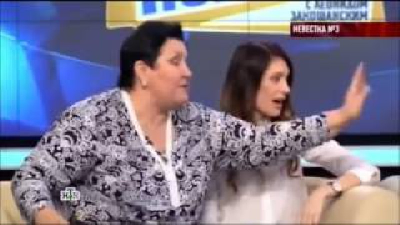 Драки на телевидении в ПРЯМОМ ЭФИРЕ Новые 2016г
