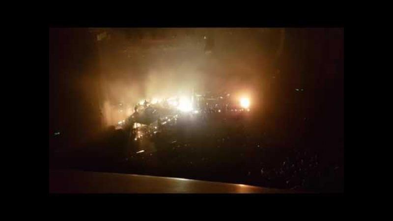 Sasha Re-fracted live barbican 20.5.2017 rooms feat John (Quivver) Graham