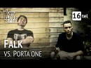 Falk vs. Porta One (feat. Dima Richman & Khacoby) | VBT Elite 16tel RR (Beat by Ceno Limit)