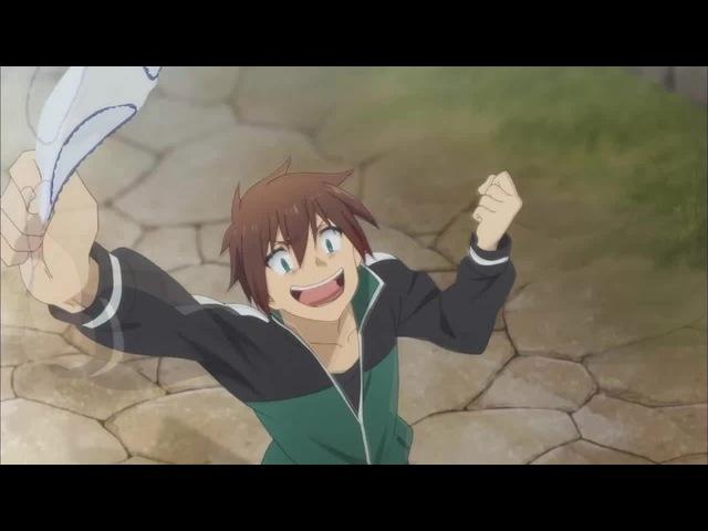 You Spin Pantsu Right Round (AMV,Kono Subarashii Sekai ni Shukufuku wo!,Богиня благословляет этот прекрасный мир)