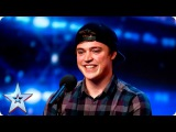 Craig and some familiar faces are having a ball  Week 3 Auditions  Britains Got Talent 2016