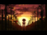 Evangelion 1.11-3.33 AMV   Sakura Nagashi Male Version