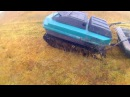 Всесезонный плавающий мотобуксировщик БК