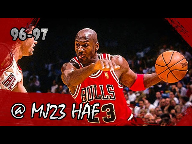 Michael Jordan Highlights vs Heat (1996.11.06) - 50pts, Scoring with ease!