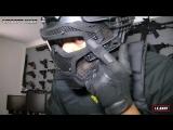 AWT ARMOR WARRIOR TACTICAL G4 PROTECTION HELMET