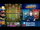 Clash Royale - NIGHT WITCH CHALLENGE! New Card Gameplay
