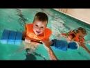 ★ Купаемся в БАССЕЙНЕ с МИККИ МАУС Клуб Mickey Mouse toys swim in the pool games for kids video ВЛОГ
