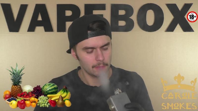 Kovrov_vaper - Обзор CAROLE SMOKES e-liquid