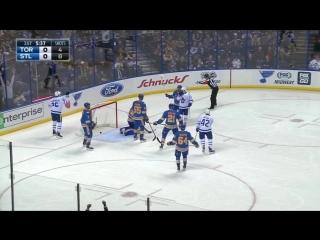Сент-Луис - Торонто 5-1. . Обзор матча НХЛ
