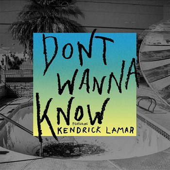 Maroon 5 и Кендрик Ламаром выпустили один трек на двоих.