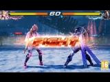 Tekken 7 - Мастер Рэйвен и Счастливая Хлоя