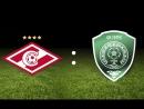 FC Spartak - FC Terek /3:0/