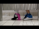 Секс в общественном туалете Пранк Розыгрыш