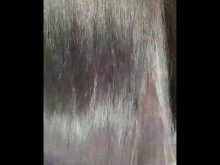Фирменное бликующее окрашивание для изысканных клиентов💣💯. Работаю на низких % оксидах❗Качество волос под контролем 💯