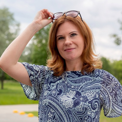 Марина Плехова