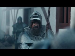 Пустая корона: война роз (2016). Первая битва при Сент-Олбансе (1455). Гибель Эдмунда Бофорта, 2-го герцога Сомерсета