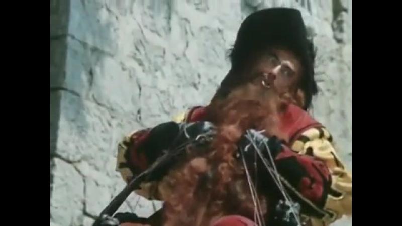 Приключения Буратино 1975 песня приглашение на представление в цирк Карабаса Барабаса