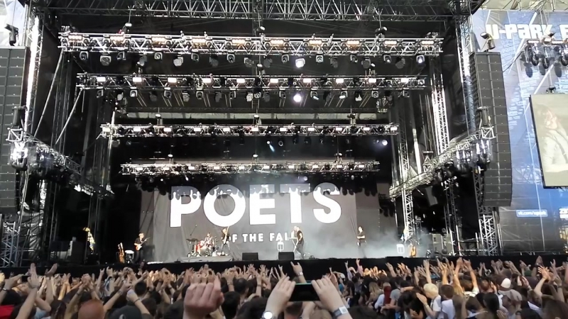 Poets of the Fall – проиграш