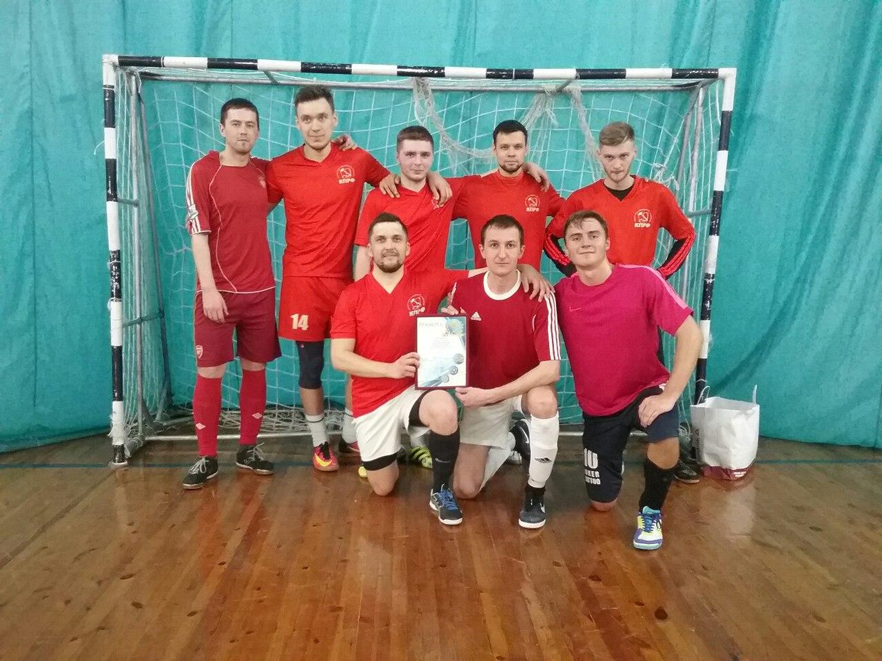 «Ленком» занял четвёртое место во второй лиге чемпионата Иркутска по мини-футболу