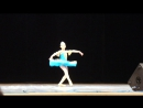 Вариация из балета Спящая красавица- Голубая птичка Софья Капитонова.