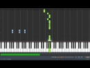 How to Play  Naruto Shippuden - 9th Opening - Lovers (Synthesia Piano Tutorial)