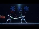 Yuki Ota Fencing Visualized Project - MORE ENJOY FENCING