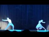Дуэт. Шоу-балет Кристалл.