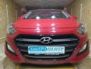 Восстановительная полировка ЛКП кузова Hyundai i30.