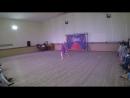 Solo modern dance Іщук Анастасія 1 place