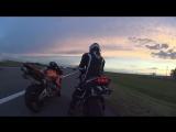 Kozlim.by.№2 Yamaha R1 vs Honda 600RR