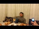 Жандарбек Булгаков казакша домбыра айтыс