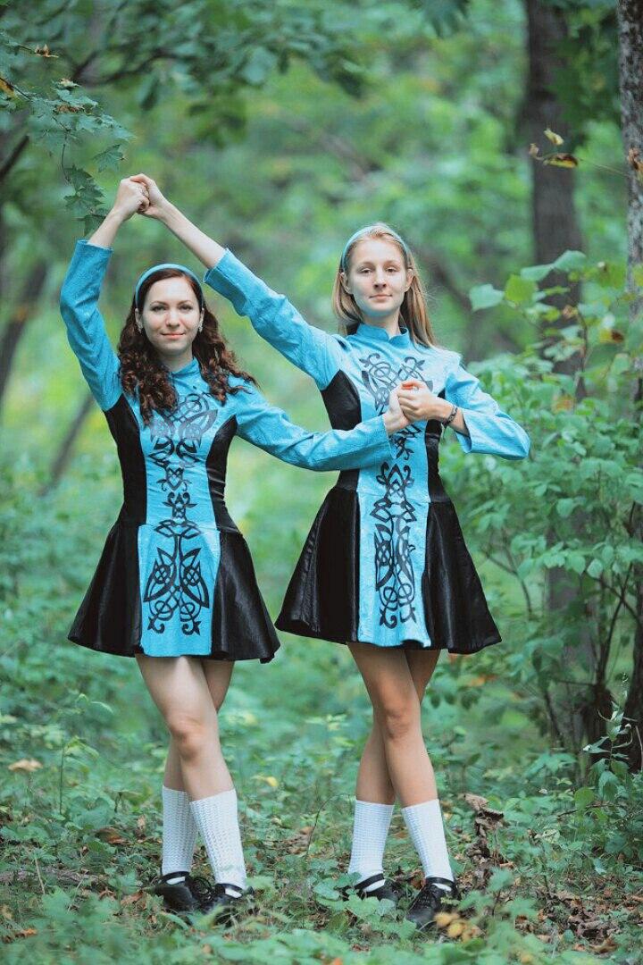 "Афиша Владивосток Набор в школу ирландского танца ""Inverness"""