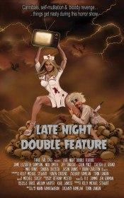 Двойной ночной сеанс / Late Night Double Feature (2016)