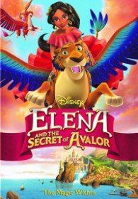 Елена и тайна Авалора / Elena and the Secret of Avalor (2016)