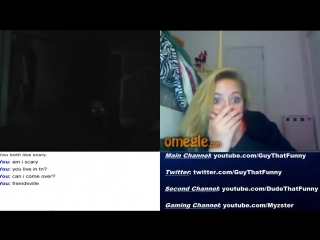 Omegle Pranks - Scaring People by Naming Where They Live #35