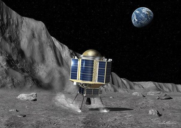Япония готовит посадочную миссию на Луну в 2019 году