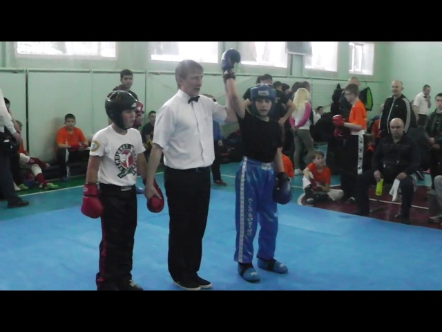 Kickboxing (WTKA) Чемпионат Украины Чемпион Финал Семи-контакт 30.03-02.04.2017 Запор ...