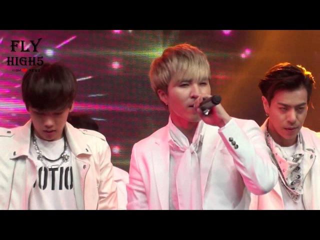 [FANCAM] 160710 HIGH4 - D.O.A (Dead Or Alive) @ AiBB亚洲偶像榜 (Asian Idol Billboard 2016)